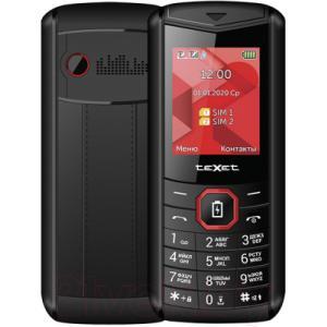 Мобильный телефон Texet TM-D206
