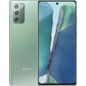 Смартфон Samsung Galaxy Note 20 / SM-N980FZGGSER (мятный)